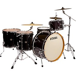 "Tama Limited Edition Silverstar 4-Piece Shell Pack with 26"" Bass Drum (VK426RZSBCB Kit)"