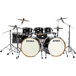 Tama Silverstar 8-Piece Double Bass Drum Shell Pack (VL82RBD2TBF Kit)