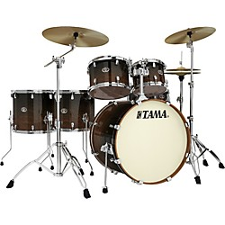 Tama Silverstar Lacquer 6-Piece Accel-Driver Shell Pack (VL62KSDMF)