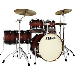 Tama Silverstar Lacquer 6-Piece Accel-Driver Shell Pack (VL62KSSCY)