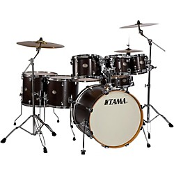 "Tama Silverstar Tamo Ash Limited Edition 6-Piece Shell Pack with free 8"" Tom and Holder (VT72SSBA Kit)"