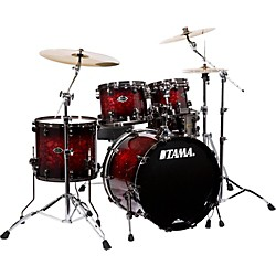 Tama Starclassic Performer B/B 4-Piece Shell Pack (PC42BNSVCB Kit)
