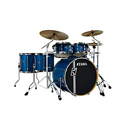 Tama Superstar SK Hyper-Drive 6-Piece Shell Pack (SK62HZBNSISP Kit Old)
