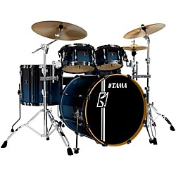 Tama Superstar SL Custom Hyper-Drive 5-Piece Shell Pack (SL52HXZN Kit)