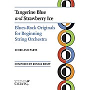 String Letter Publishing Tangerine Blue and Strawberry Ice String Series Softcover Arranged by Renata Bratt