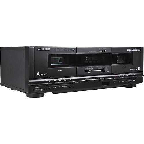 Alesis TapeLink USB Dual Cassette Digital Archiver-thumbnail