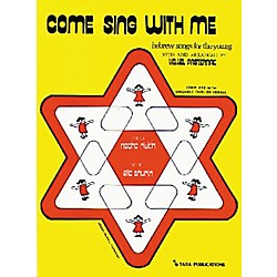 Tara Publications Come Sing With Me - Hebrew Songs for the Young Book (330628)