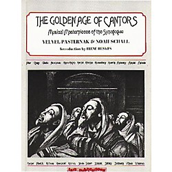 Tara Publications Golden Age Of Cantors Book with CD (330619)
