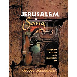 Tara Publications Jerusalem In Song Book (330636)