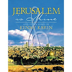 Tara Publications Jerusalem Is Mine and Other Songs Book (330645)