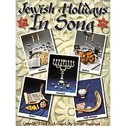 Tara Publications Jewish Holidays in Song Book (330366)