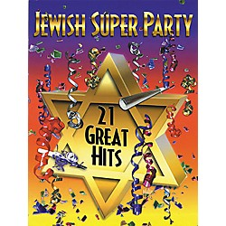 Tara Publications Jewish Super Party (Songbook) (330522)