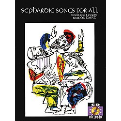Tara Publications Sephardic Songs for All Book (330550)