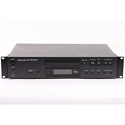 Tascam CD-160mkII  Professional Single CD Player with MP3 Playback and Digital Outputs (USED007003 CD-160mkII-247)