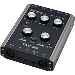 Tascam US-144MKII USB 2.0 4-channel Audio/MIDI Interface (USED004000 US-144MKII)