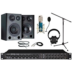Tascam US-1800 MXL 4000 Recording Package (US-1800 MXL 4000 Package)