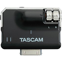 Tascam iXJ2 Line-In/Mic Converter for Apple iOS (iXJ2)