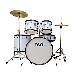 Taye Drums Galactic Series Audition 5-Piece Drumkit (GAD522S-WH)