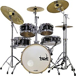 Taye Drums GoKit Fusion 5-Piece Drum Set (GK518FAH)