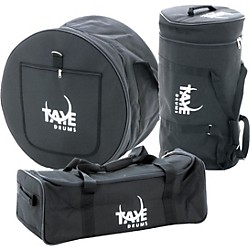 Taye Drums GoKit Set of 2 Drum Bags and Hardware Bag (GoPack-3)