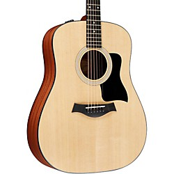 Taylor 110e Sapele/Spruce Dreadnought Acoustic-Electric Guitar (110E-2012)