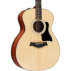 Taylor 114e Sapele/Spruce Grand Auditorium Acoustic-Electric Guitar (114E-2012)