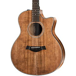 Taylor 2014 Fall 326ce-K FLTD Grand Symphony Cutaway All Koa Acoustic-Electric Guitar (326ce-K-FLTD)