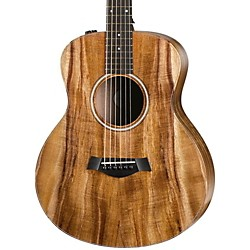 Taylor 2014 Fall GS Mini-e Koa FLTD Acoustic-Electric Guitar (GS Mini-e-Koa-FLTD)