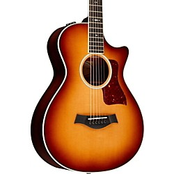 Taylor 2014 Fall Limited 512ce-FLTD Grand Concert 12-Fret Venetian Cutaway Acoustic-Electric Guitar (512ce-12-Fret-FLTD)