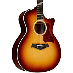 Taylor 2014 Fall Limited 514ce-FLTD Grand Auditorium Venetian Cutaway Acoustic-Electric Guitar (514ce-FLTD)