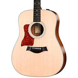 Taylor 210e-L Rosewood/Spruce Dreadnought Left-Handed Acoustic-Electric Guitar (210E-L-2012)
