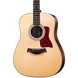 Taylor 210e Rosewood/Spruce Dreadnought Acoustic-Electric Guitar (210E-2012)