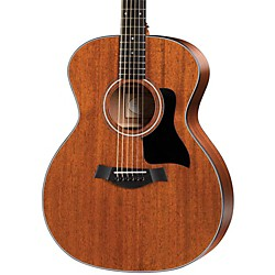 Taylor 300 Series Grand Auditorium Mahogany/Sapele Acoustic Guitar (324)