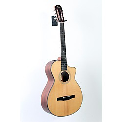 Taylor 312ce-N Sapele/Spruce Nylon String Grand Concert Acoustic-Electric Guitar (USED005005 312CE-N-2012)