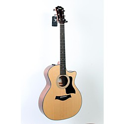 Taylor 314ce Sapele/Spruce Grand Auditorium Acoustic-Electric Guitar (USED005016 314CE-2012)