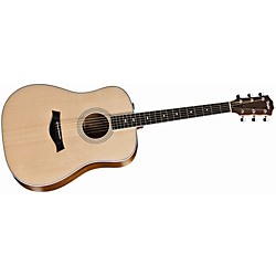 Taylor 410e Ovangkol/Spruce Dreadnought Acoustic-Electric Guitar (410e)