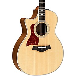 Taylor 414ce-L Ovangkol/Spruce Grand Auditorium Left-Handed Acoustic-Electric Guitar (USED004000 414CE-L-2012)