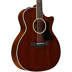 Taylor 524ce Grand Auditorium Cutaway ES2 Acoustic-Electric Guitar (524ceES2)