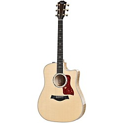Taylor 610ce-2014 Dreadnought Cutaway ES2 Acoustic-Electric Guitar (610ceES2-2014)