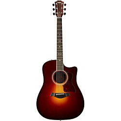 Taylor 710ce Rosewood/Spruce Dreadnought Acoustic-Electric Guitar (710CE-2012)