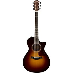 Taylor 712ce Grand Concert Cutaway ES2 Acoustic-Electric Guitar (712ceES2)