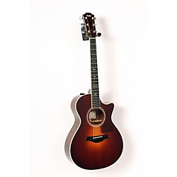 Taylor 712ce Rosewood/Spruce Grand Concert Acoustic-Electric Guitar (USED005001 712CE-2012)