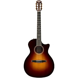 Taylor 714CE-N Rosewood/Spruce Nylon String Grand Auditorium Acoustic-Electric Guitar (714CE-N-2012)