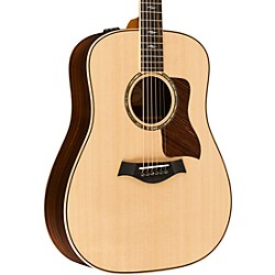 Taylor 810e Dreadnought ES2 Acoustic-Electric Guitar (810eEs2)
