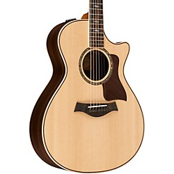 Taylor 812ce Grand Concert Cutaway ES2 Acoustic-Electric Guitar (812ceEs2)