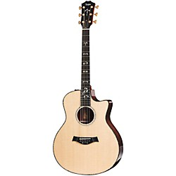 Taylor 916ce Grand Symphony Cutaway ES2 Acoustic-Electric Guitar (916ceES2)