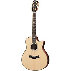 Taylor 956ce 12-String Grand Symphony ES2 Acoustic-Electric Guitar (956ceES2)