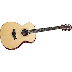 Taylor DN7-L Rosewood/Spruce Dreadnought Left-Handed Acoustic Guitar (DN7-L-2012)