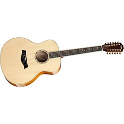 Taylor GS6-12 Maple/Spruce Grand Symphony 12-String Acoustic Guitar (USED004000 GS6-12-2012)
