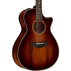 Taylor K22ce Grand Concert Cutaway ES2 Acoustic-Electric Guitar (K22ceES2)